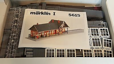 Marklin Gauge One Station #5615 Kit