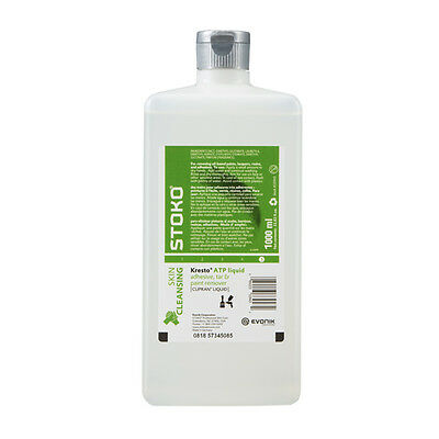 Stoko Kresto Special Ultra Industrial Heavy Duty Hand Cleaner 1000ml