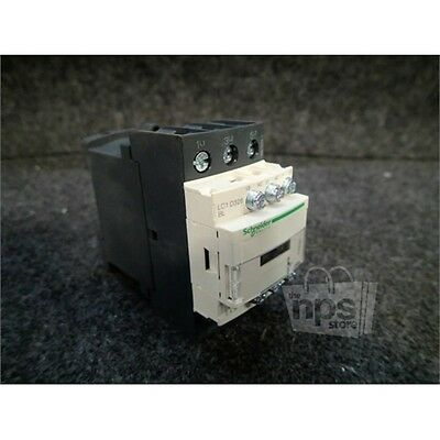 Schneider Electric LC1D326BL Contactor, 24VDC, 32A, 3 Pole