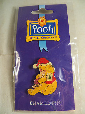 Disney Pin - Pooh 100 Acre Collection - Winnie the Pooh & Piglet - NEW on Card