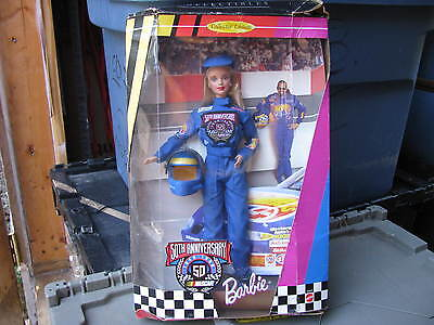50th Anniversary Collector Edition 1998 Barbie Doll