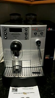 Bean to cup cafe swiss cs100 home and commercial coffee machine
