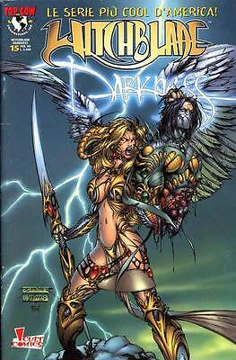 Witchblade Darkness n. 15 Panini ESAURITO !