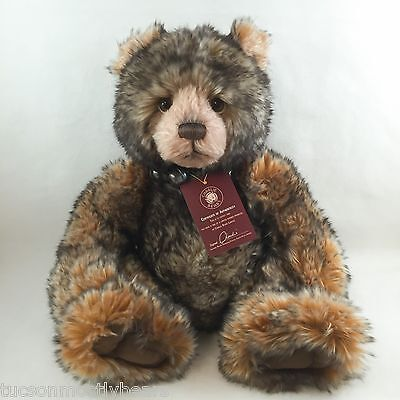 Are you looking for Charlie Bears Hubble? Retired piece, actual pics.