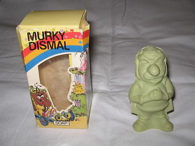 ON SALE - RAINBOW BRITE Iridella Collectable MURKY DISMAL Soap VINTAGE 80s