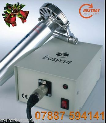 Easycut Metal Stainless Steel Kebab/ Doner Slicer/Cutter Machine and Accessories