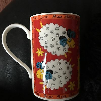 Lovely Dunoon Baa Baas Mug In Excellent Condition