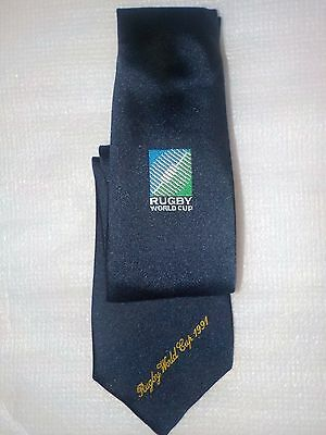 Rugby World Cup 1991 Rugby Union Tie