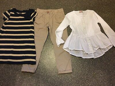 Girls Next Clothes Bundle, Age 7 Years