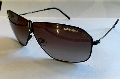 Brand New Carrera Funky Pde Black Sunglasses With Case