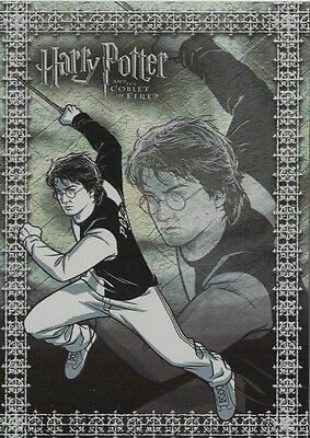 Harry Potter And The Goblet Of Fire Trading Card - Chase #r7