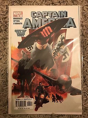 Captain America Out Of Time #6 | Winter Solider first appearance