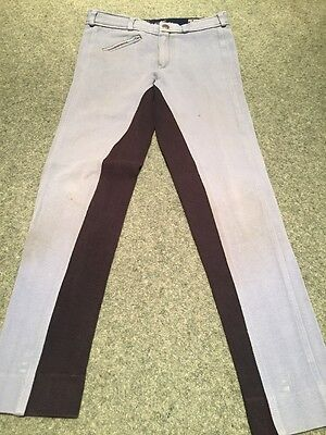 Blue Lifestyle By Legacy Equestrian Jodhpurs, Children's Size 26""