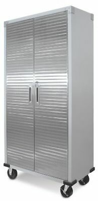 UltraHD Tall Storage Cabinet - Stainless Steel UHD16236B