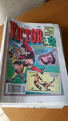 Victor comics 1991 complete year