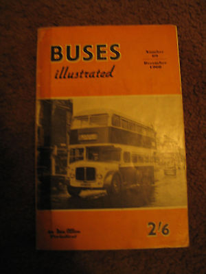 Buses Illustrated No69 December 1960