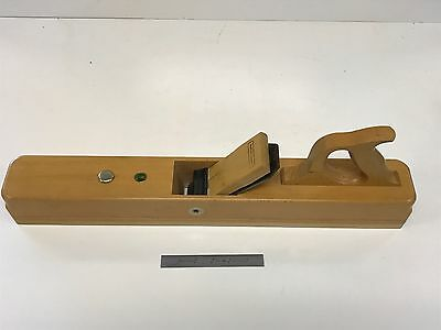 Ulmia Hw1-60 Jointer Plane With 60Mm Double Iron. White Beech Sole.