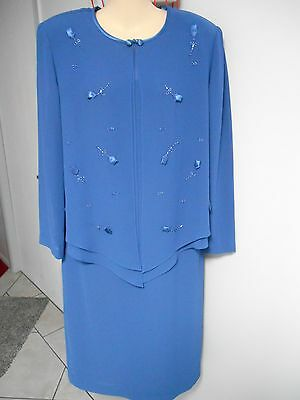 Mother Of The Bride Dress - Beautiful - Size 10 - Laura Brand