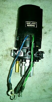 Nice Mercruiser Tilt & Trim Lift Arm Pump Sae J1171 Marine