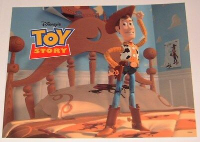 Toy Story movie poster print - Woody, Tom Hanks - 11 x 14 inches