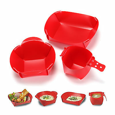 Outdoor Foldable Reusable Tableware Bowl Plate Cup Travel Camping Hiking Picnic
