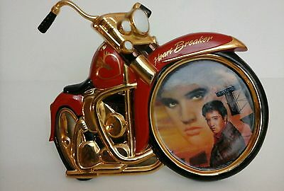 Elvis Limited Edition Plate Heartbreaker by Nate Giorgio Dreams of Passion C2
