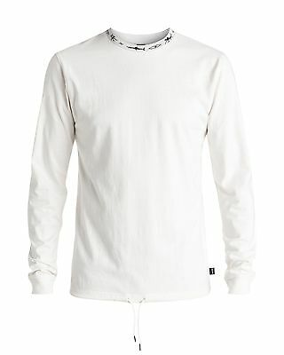 NEW QUIKSILVER™  Mens Necked Long Sleeve T Shirt Tee Tops