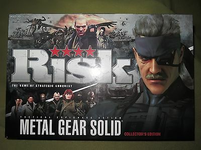 Metal Gear Solid Risk (Risiko) Collector's Edition