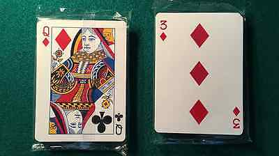 ZEN PURE DECK OF PLAYING CARDS BY EXPERT PCC POKER MAGIC TRICKS GAMES COLLECTOR