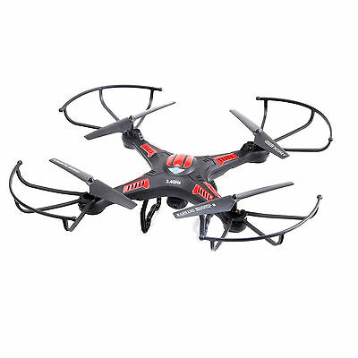 X-CAM Remote Controlled Flying Drone Quadcopter With HD Camera