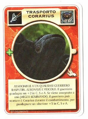 Trasporto Corarius - Mutant Chronicles - Paradise Lost - ITA