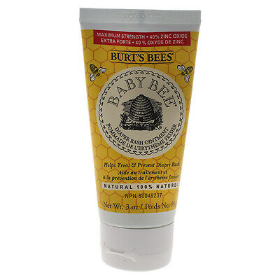 Baby Bee Diaper Rash Ointment by Burt's Bees for Kids - 3 oz Ointment