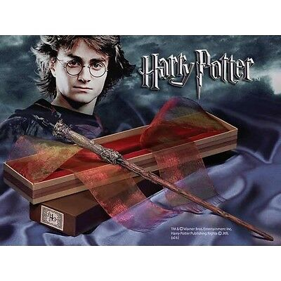 Harry Potter Wand (Harry Potter) Ollivanders Box by Noble Collection - Brand ...