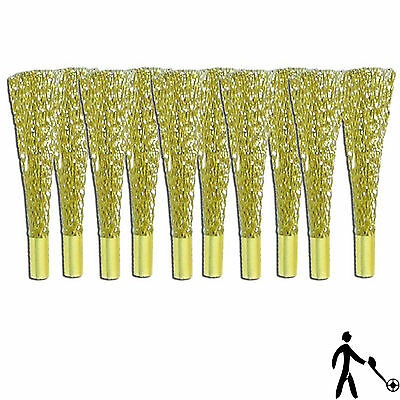 Brass Wire Cleaning Pen Refills 10 x 4mm
