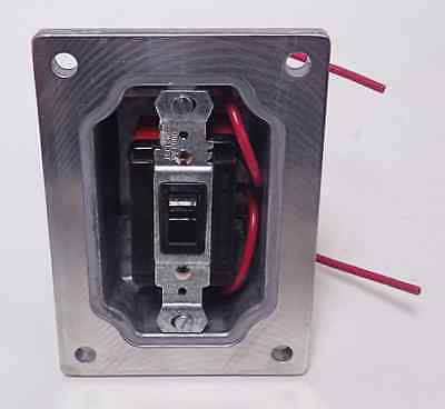 Brand New Cooper Crouse-Hinds Dsfs933 Sa Explosion-Proof Snap Switch (No Cover)
