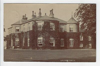 Selaby Hall - Gainford Thimble Cancellation