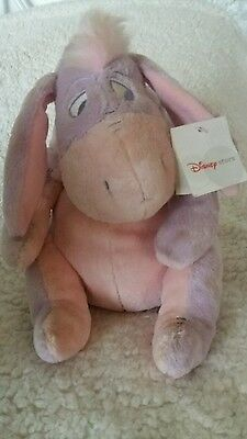 pastel eeyore with tags