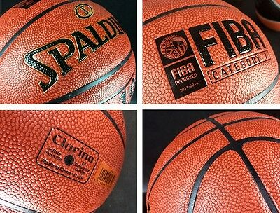 Spalding TF 1000 Legacy basketball ball NEW official size 7 (29.5)