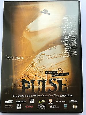 Mack Dawg Productions Pulse Snowboarding DVD - Free 1st Class Post