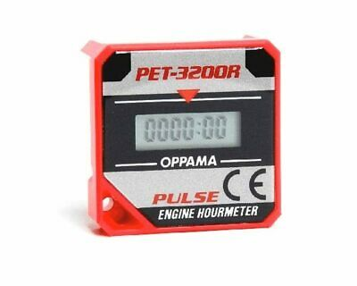 Pulse Kart Rotax Max Engine Hour Meter PET3200R