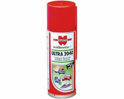 Wurth Ultra 2040 500ml Multi Purpose Lubricant / Water Displacer