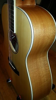 "£500 Tanglewood Premier Exotic Guitar ""GradeAA"" Solid Spruce *WATCH DEMO!*"
