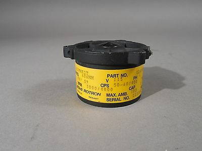 Rotron Fan Part Number 026958 Semi-Damaged 115V RPM 3000/4800 *AS IS*