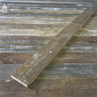 Oxidised Wall Cladding / Flooring Cut from Victorian Pine Joists