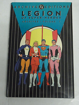 DC Archive Edition  Legion of Super Heroes Volume 1 Sun 4