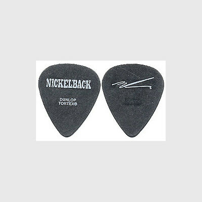Nickelback Mike Kroeger authentic 2004 tour Guitar Pick