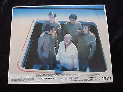 Star Trek The Motion Picture original lobby card # 3 - 8 x 10 inches