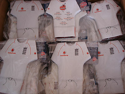 Job Lot 50 x England Cricket Ashes Series 2009 Stay Chilled Kit Bottle Covers