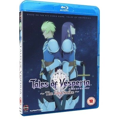 Tales Of Vesperia The First Strike Blu-ray - Brand new!