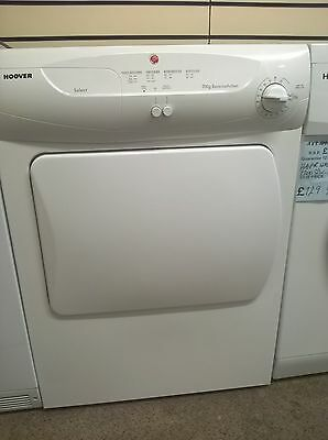 Hoover HSV170 7KG Load Vented Tumble Dryer in White